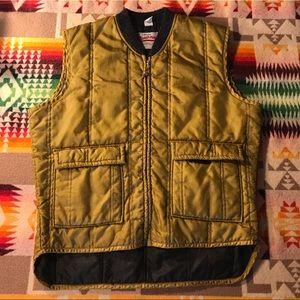 VTG 70's WALLS' Blizzard-PRUF Vest LG